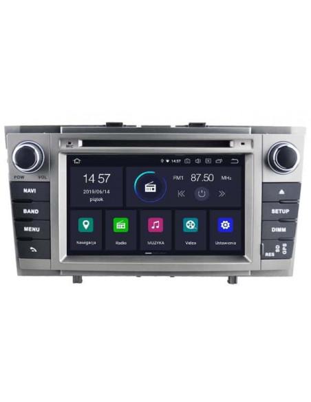 Radio_2_din_Toyota_T27_PX5_4_64_GB_Android_zdjęcie_główne_2