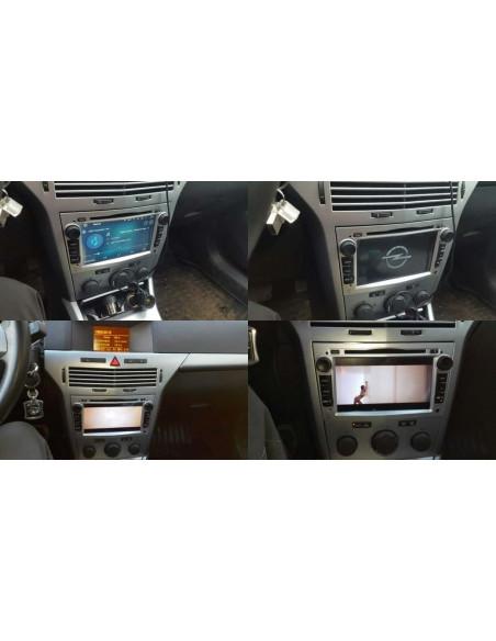 Radio_2_din_srebrny_Opel_Astra_Corsa_Vectra_2_16_PX30_DSP_Android_zdjęcie_główne_3