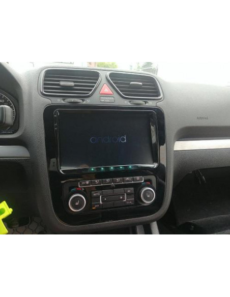 """VW_Seat_Skoda_9""""_4_64_GB_PX5_DSP_Android_Radio_2_din_zdjęcie_główne_5"""