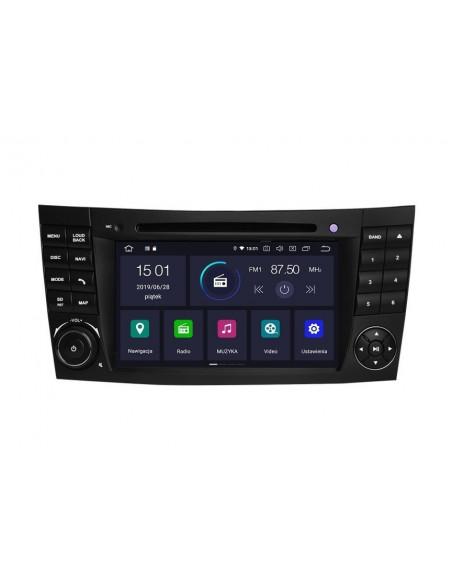 Radio_2_din_Mercedes_W211_PX5_4_64_GB_Android_zdjęcie_główne_2
