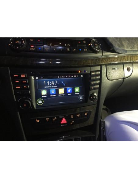 Mercedes_W211_2_16_GB_PX30_Android_DSP_zdjęcie_główne_5