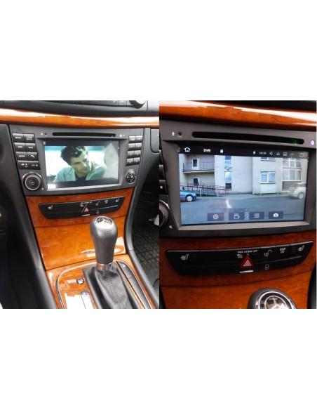 Radio_2_din_Mercedes_W211_PX5_4_64_GB_Android_zdjęcie_główne_5