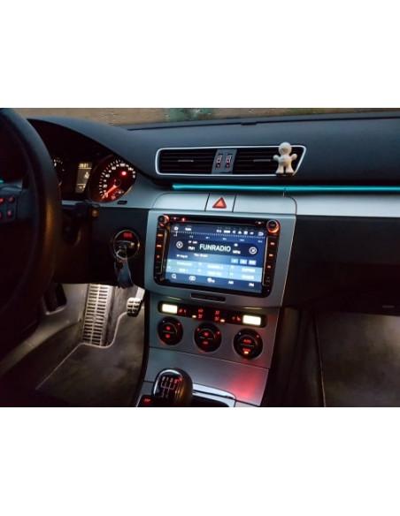 """VW_Seat_Skoda_8""""_2_16_GB_DSP_Android_PX30_zdjęcie_główne_4"""