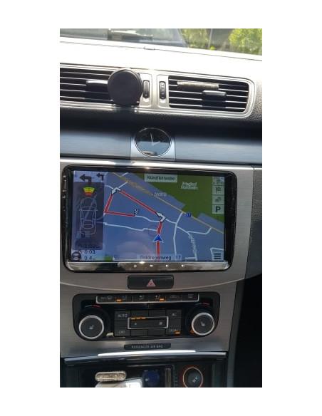 """VW_Seat_Skoda_9""""_4_64_GB_PX5_DSP_Android_Radio_2_din_zdjęcie_główne_4"""