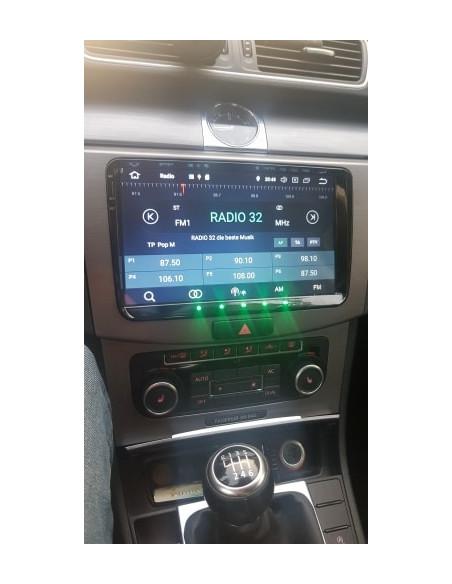 """VW_Seat_Skoda_9""""_4_64_GB_PX5_DSP_Android_Radio_2_din_zdjęcie_główne_6"""