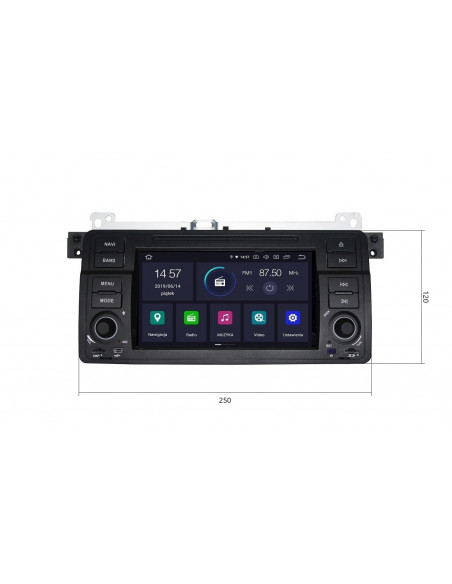 BMW_E46_PX30_2_16_GB_DSP_Android_zdjęcie_główne_6