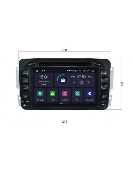 Mercedes_Przedlift_W203_W209_Vito_Viano_4_64_GB_Android_PX5_zdjęcie_główne_7