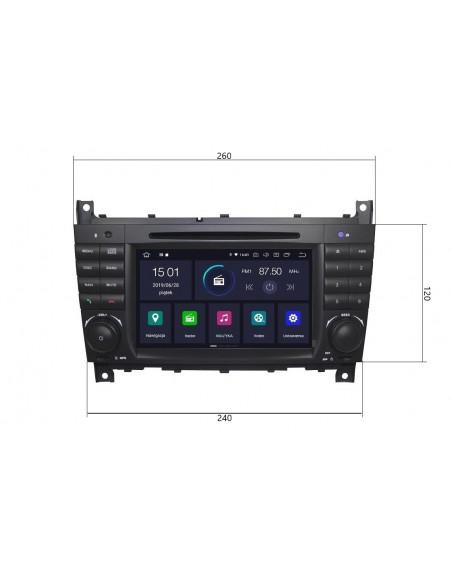 Mercedes_Lift_W203_W209_PX30_2_16_GB_DSP_Android_zdjęcie_główne_4