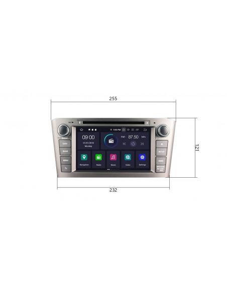 Radio_2_din_Toyota_T25_PX5_4_64_GB_Android_zdjęcie_główne_4