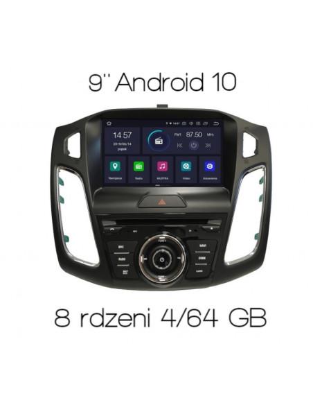Ford_Focus_MK3_Polift_PX5_4_64_GB_Android_radio_2_din_zdjęcie_główne_1