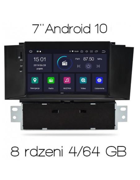 Citroen_C4_DS4_Android_9_4_64_GB_PX5_radio_2_din_zdjęcie_główne_1