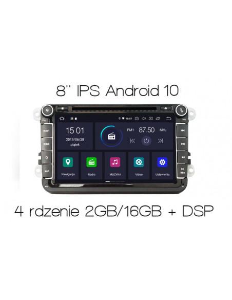 """VW_Seat_Skoda_8""""_2_16_GB_DSP_Android_PX30_zdjęcie_główne_1"""