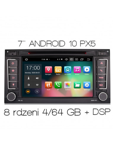 Radio_2_din_VW_Touareg_Multivan_DSP_Car_Play_zdjęcie_główne_1