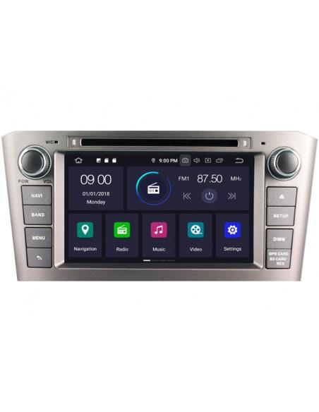 Radio_2_din_Toyota_T25_PX5_4_64_GB_Android_zdjęcie_główne_2