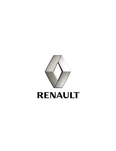 Kamery cofania do Renault
