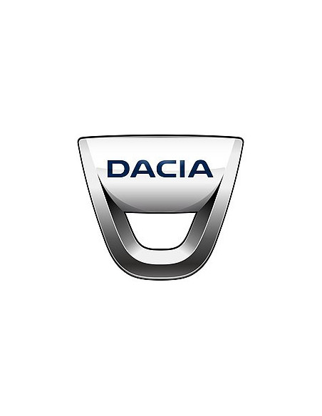 Kamery cofania do Dacia