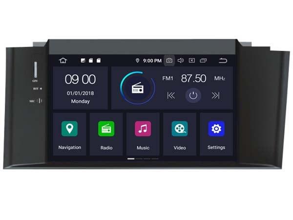 Citroen_C4_DS4_Android_9_4_64_GB_PX5_radio_2_din_interface_menu_główne