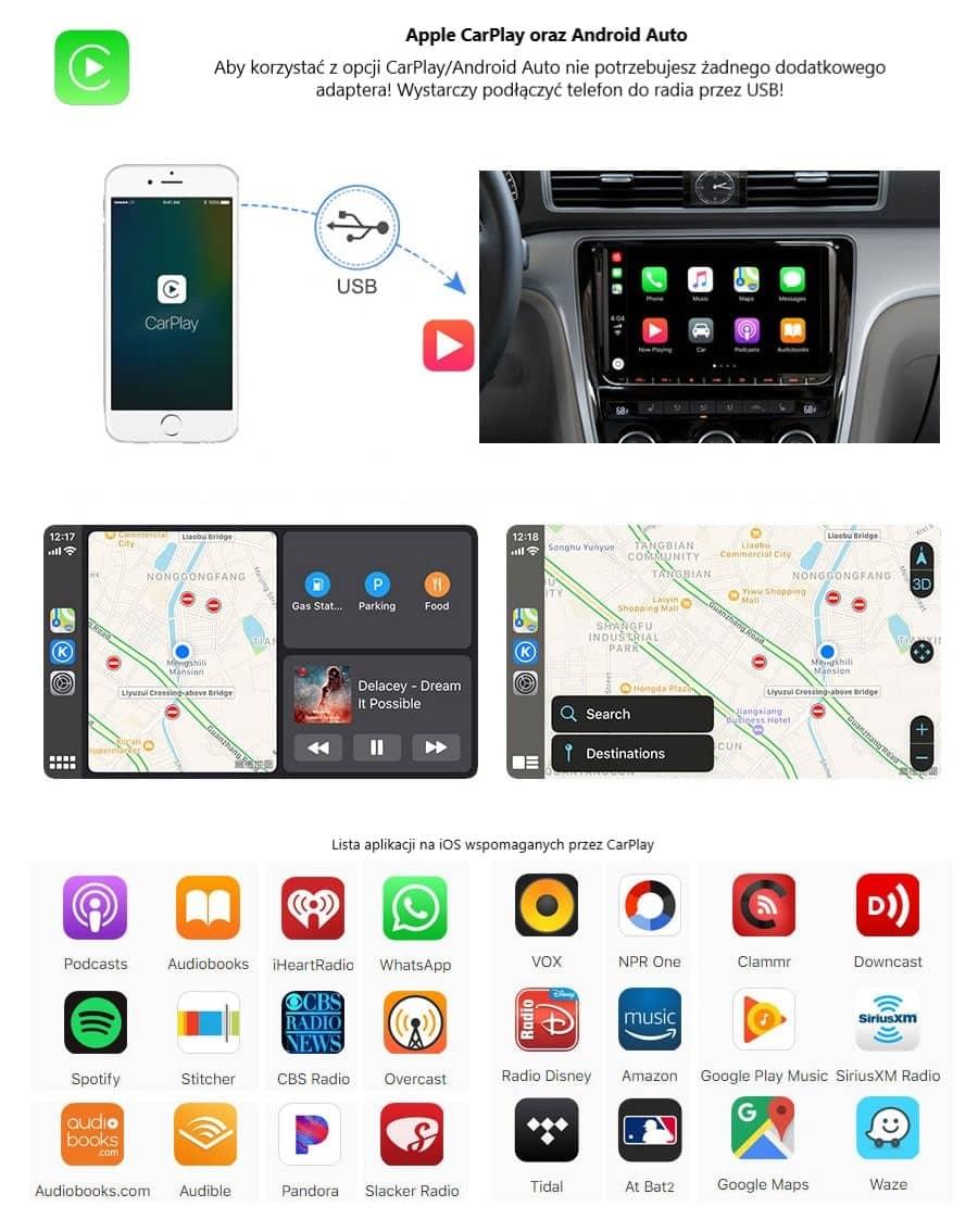 Interfejs_Apple_CarPlay_iOS_Android_Auto_do_stacji_z_Androidem_możliwości_4