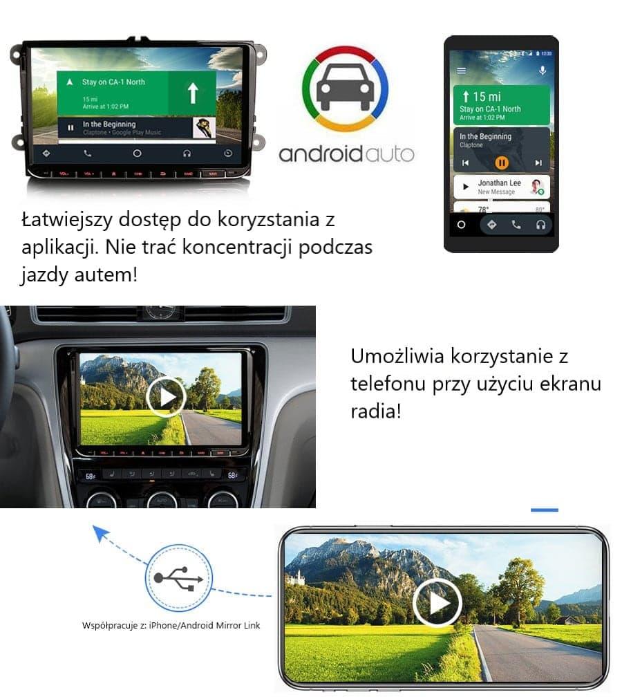 Interfejs_Apple_CarPlay_iOS_Android_Auto_do_stacji_z_Androidem_możliwości_3