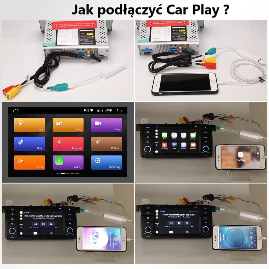 Interfejs_Apple_CarPlay_iOS_Android_Auto_do_stacji_z_Androidem_jak_podłączyć