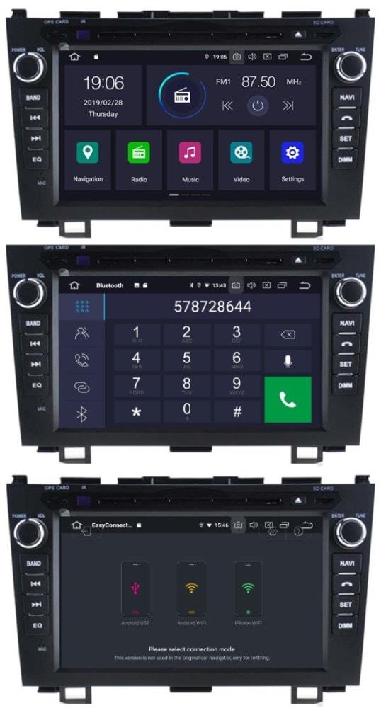 Honda_CR-V_III_radio_2_din_nawigacja_Android_PX5_4_64_GB_menu_bluetooth_mirror_link