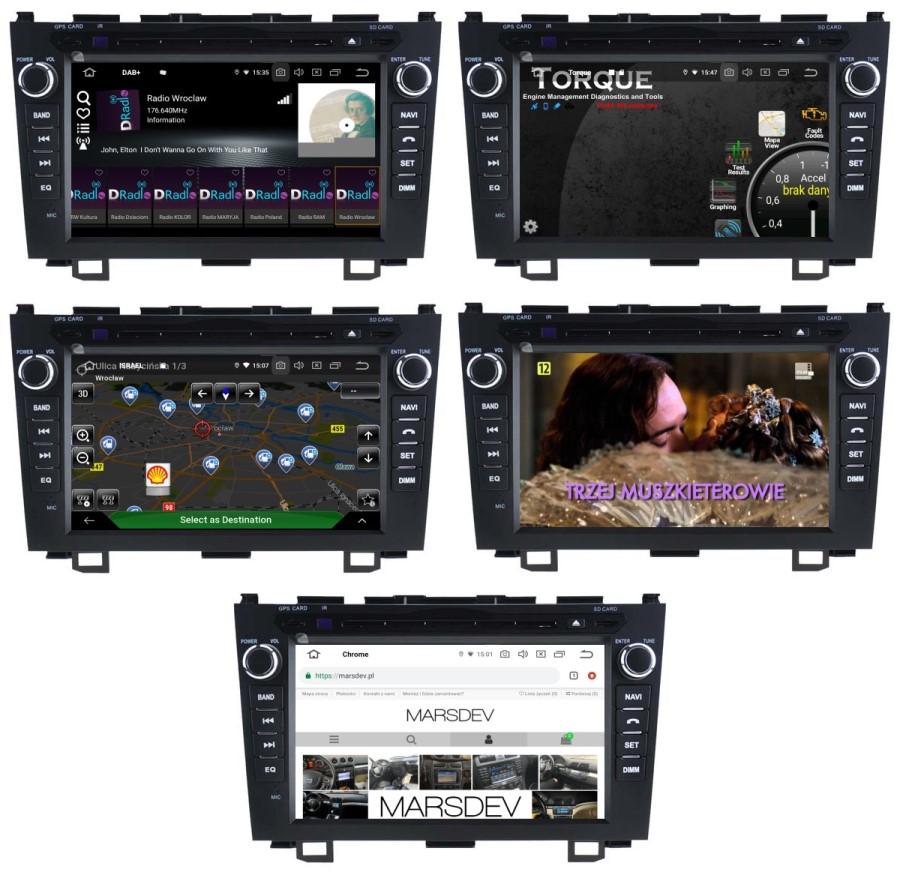 Honda_CR-V_III_radio_2_din_nawigacja_Android_PX5_4_64_GB_DAB_Torque_TPMS_DVB-T_Chrome