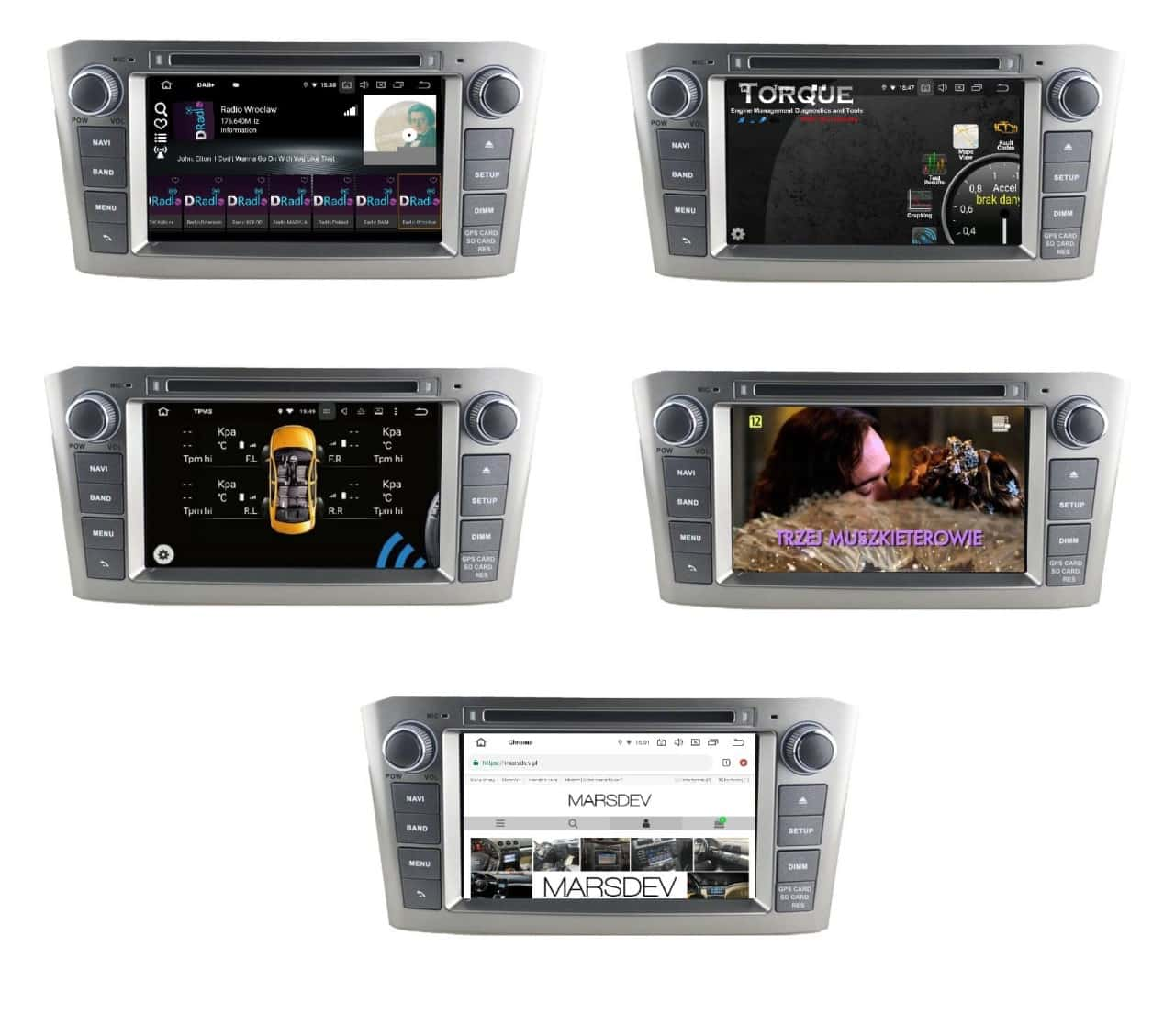 Radio_2_din_Toyota_T25_PX5_4_64_GB_Android_DAB_Torque_TPMS_DVB-T_Chrome