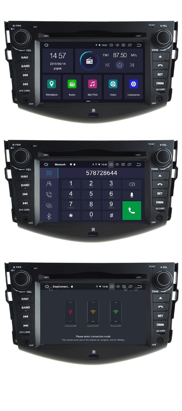 Radio_2_din_Toyota_RAV4_PX5_4_64_GB_Android_menu_bluetooth_mirror_link