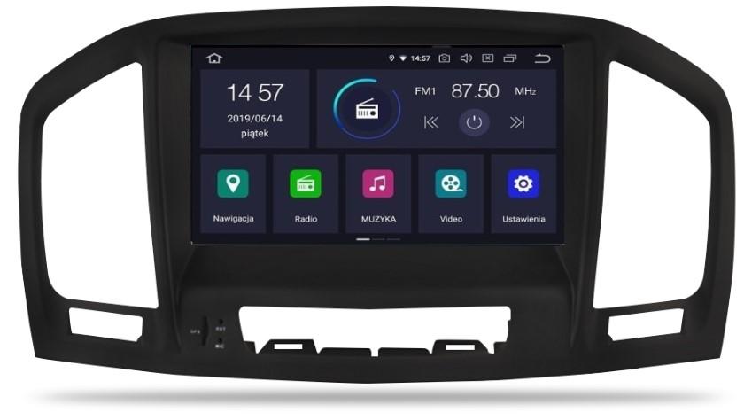 Radio_2_din_Opel_Insignia_4_32_GB_PX5_Android_widok_z_przodu