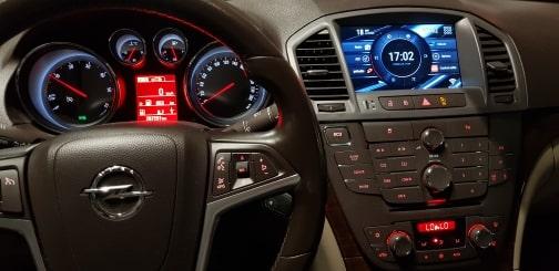 Radio_2_din_Opel_Insignia_4_32_GB_PX5_Android_zdjęcie_po_montażu_2