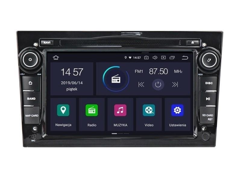 Opel_czarny_Astra_Vectra_Vivaro_Corsa_4_64_GB_Android_PX5_widok_z_przodu