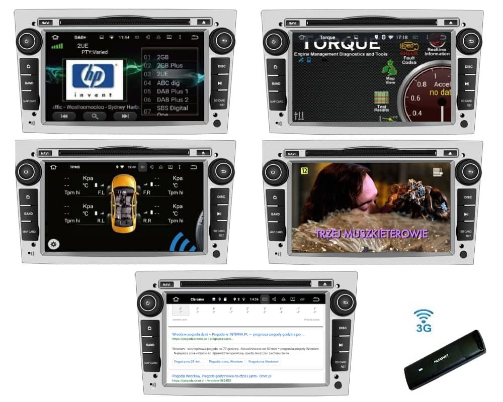 Radio_2_din_srebrny_Opel_Astra_Corsa_Vectra_2_16_PX30_DSP_Android_DAB_Torque_TPMS_DVB-T_Chrome