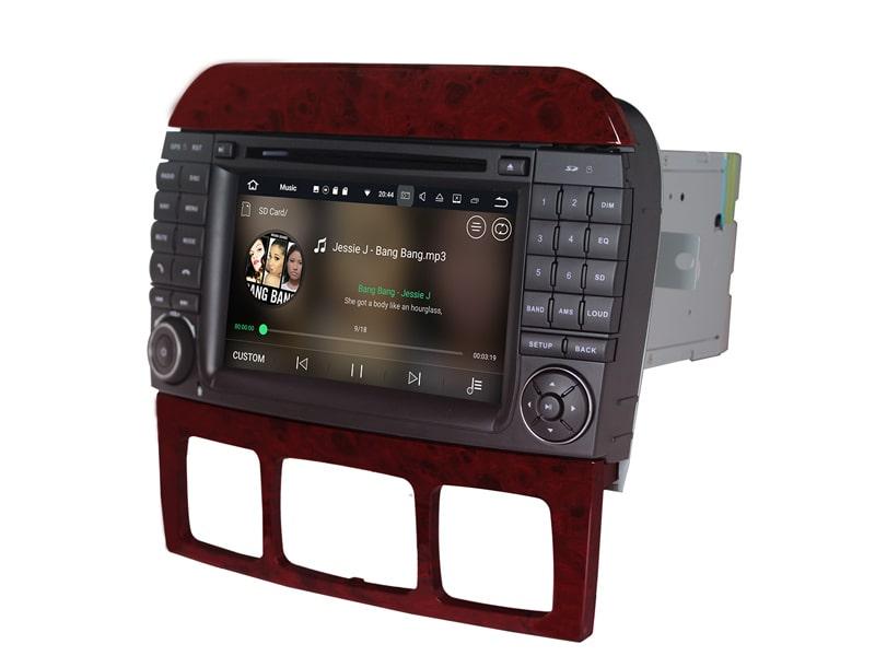 Mercedes_W220_PX5_4_32_GB_Android_Radio_widok_z_prawej