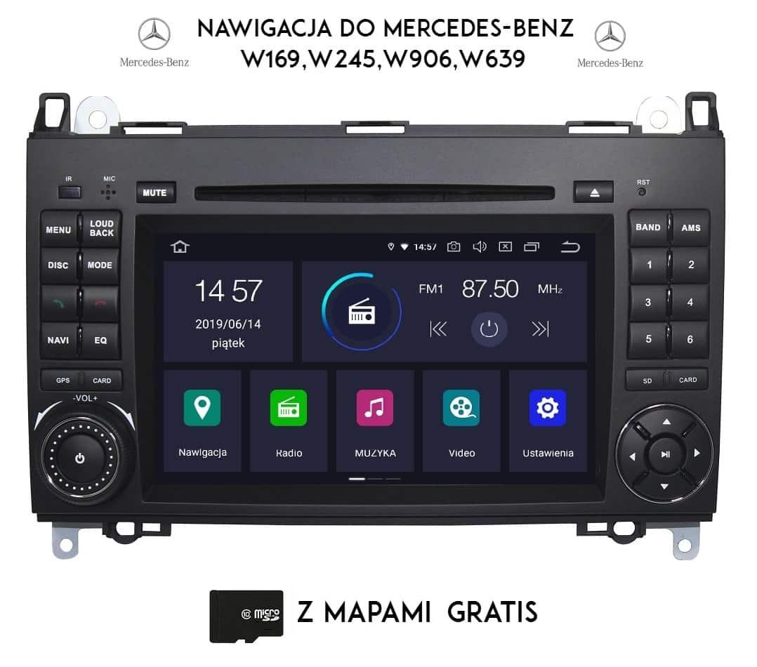 Mercedes_W245_Sprinter_4_64_GB_PX5_Android_widok_z_przodu