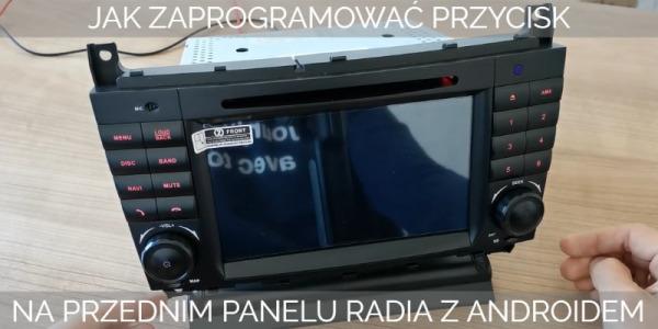 Co zrobić, gdy wyświetlacz w radiu 2din świeci za mocno ? - szybka instrukcja wygaszania ekranu